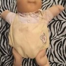 Cabbage Patch Doll 1985 Baby Blue Eyes Dimple Freckles Coleco Diaper Original