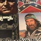 Vintage Vinyl Records Alabama Willie Nelson Lot Of 4 Always On My Mind Mountain