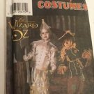 Simplicity Costume Pattern 7814 Child A 3 4 5 6 7 8 Tin Man Scarecrow Wizard Oz