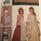 Simplicity Costume Pattern 9742 Holiday Child Girl A 7-14 Pilgrim Andrea Schewe