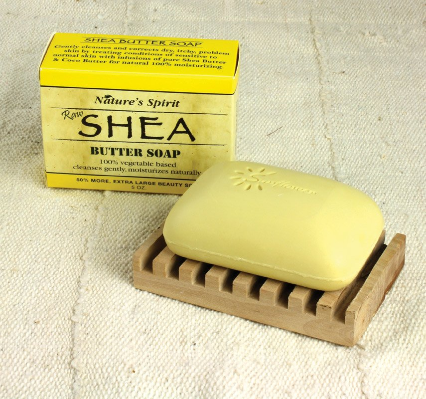 Raw Shea Butter Soap - 5 oz.