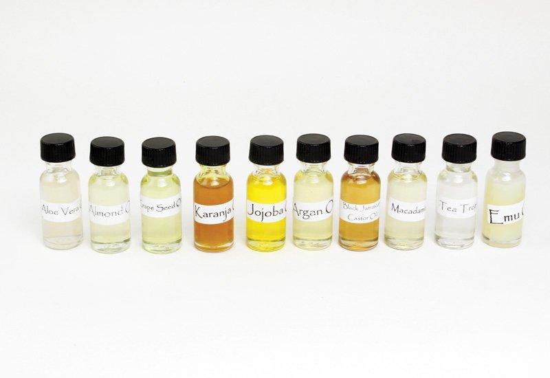 Grape Seed Oil - ½ oz. Bottle