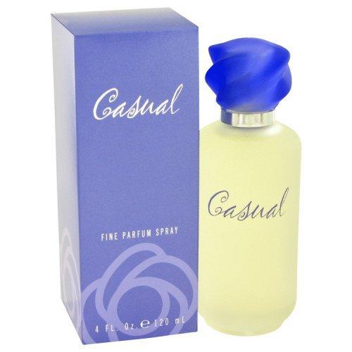 Casual By Paul Sebastian Fine Parfum Spray 4 Oz