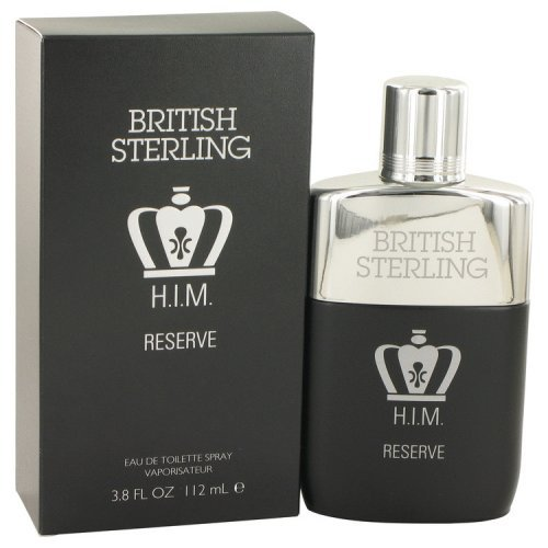 British Sterling Him Reserve By Dana Eau De Toilette Spray 3.8 Oz