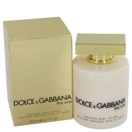 The One By Dolce & Gabbana Body Lotion 6.7 Oz