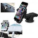 Universal Auto 360° windshield Montage Halterung für iPhone