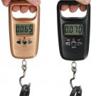 50kg Portable LCD Electronic Hanging Fish Luggage Digital Hook Weight Scale