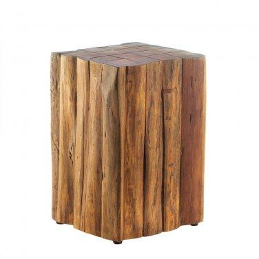 LOG BLOCK SIDE TABLE