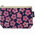 Hamamonyo Flowers Bloom Spring Rabbit Accessory Makeup Pouch 28690