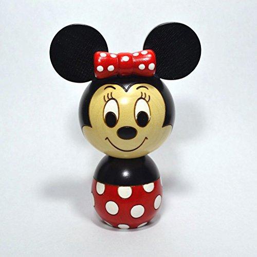 Disney Mickey Mouse Usaburo Japanese Kokeshi Characters Doll