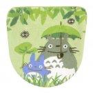 Studio Ghibli Totoro Friend Toilet Seat Cover Green Color
