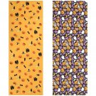 Hamamonyo Halloween Chusen Tenugui Towel Set of 2