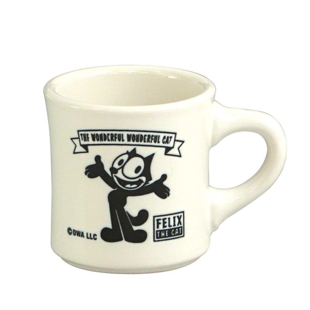 Felix The Cat Seto Ware Mug Airyusha ARD-1468-2 Made in Japan