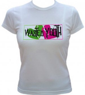 Wasted Youth Hearts