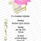 Personalized Graduation Invitations (graduation953)