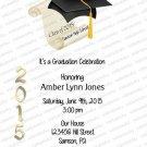 Personalized Graduation Invitations 926