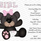 Persopnalized Baby Shower Invitations (babygirl2197)