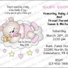 Personalized Baby Shower Invitations (babygirl2233)