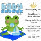 Personalized Baby Shower Invitations (babyboy1048)