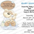 Personalized Baby Shower Invitation (babyboy1234)
