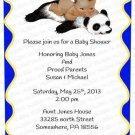 Personalized Baby Shower Invitation (babyboy1243)