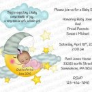 Personalized Baby Shower Invitation (babygirl2254)