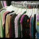 50pc Wholesale lot womens clothing tops pants shirts shorts skirts