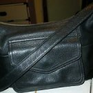 Womens Fossil Black Leather Medium Hanbag 75082
