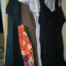 Lot of 11 womens top shirts blouses sweaters size XL