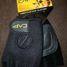 CAP weightlifting gloves size L NEW Black