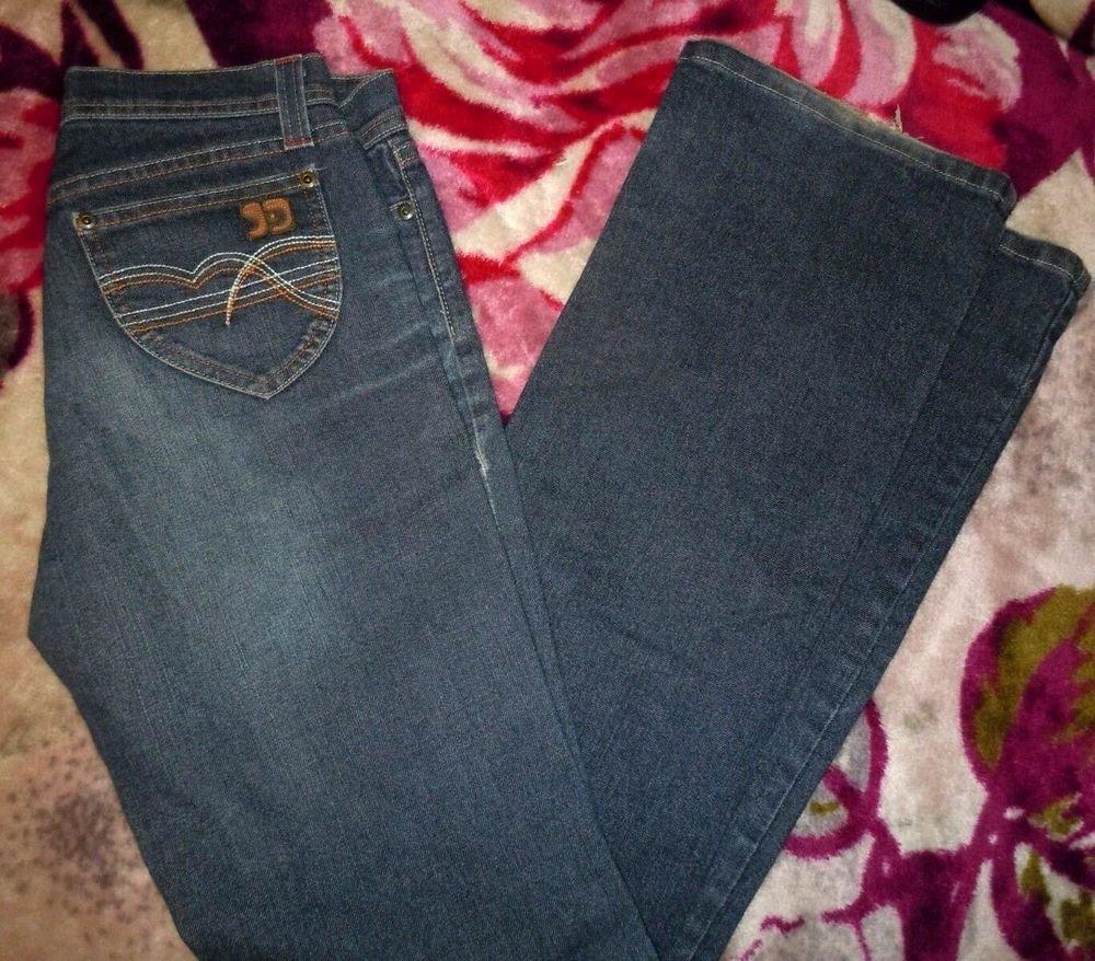 Joe's Jeans Rollergirl Boot Cut size 28