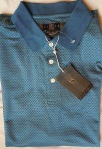 Mens Nike Golf Polo blue Size L NWT $60