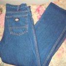 Mens Dickies work jeans dark wash Regular fit size 32x34