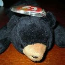 TY Beanie Babies Blackie the Bear (4011) 1994