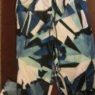 Mens Diamomd Supply Co Blue/Black/White Sweats Joggers Pants Size 2XL