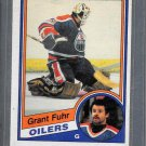 1984-85 O-Pee-Chee Grant Fuhr #241nice old card to have