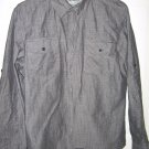 Mens Guys CCS California Cheap Skates Skate Apparel charcoal gray shirt size M