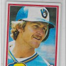 ROBIN YOUNT 1981 TOPPS BASEBALL CARD #515 MILWAUKEE BREWERS