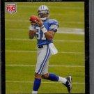 2007 Calvin Johnson # 320 Topps Football Card rc . Detroit Lions