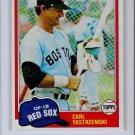 1981 Topps #110 Carl Yastrzemski   Boston Red Sox