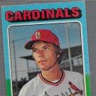 1975s Bob Forsch RC Cardinals Baseball Card # 51