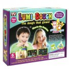 LUMI DOUGH The Dough That Glows! As Seen On TV NIB