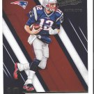 TOM BRADY-QB PATRIOTS 2016 ABSOLUTE FOOTBALL PANINI #42 EX-NM