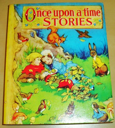 Book / Once upon a time Stories