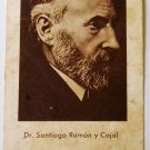 Old collectible chrome by Dr. Santiago Ramon y Cajal