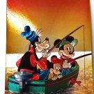 """Postcard Disney vintage / Collection """"Les couleurs magiques Disney"""" / France"""