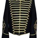 Custom Size Handmade Royal Horse Artillery Rocket Corps Civil War Vintage Scottish Military Jacket