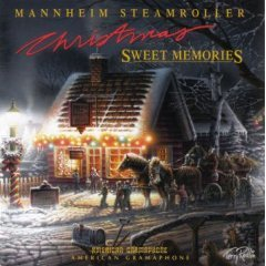 Mannheim Steamroller Christmas CD Sweet Memories  Rare Release **NEW/SEALED**