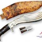 "Genuine Gurkha Kukri Knife - 14"" Blade 5 Chirra khukuri,grukha knife,knives,gk"