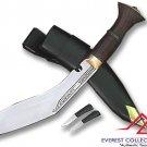 "8"" Blade Mini Jungle Kukri - Authentic Gurkha Khukuri knife,knive,handmade knife"